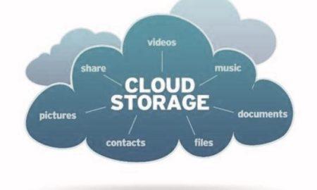Social Cloud Storage