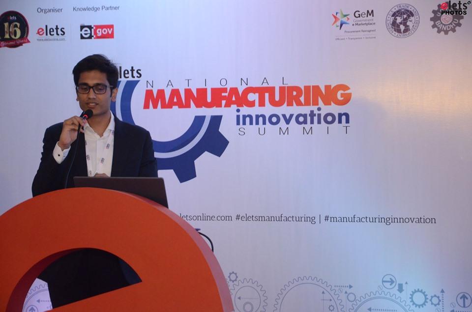 Nishank Goyal, CEO, Masters India