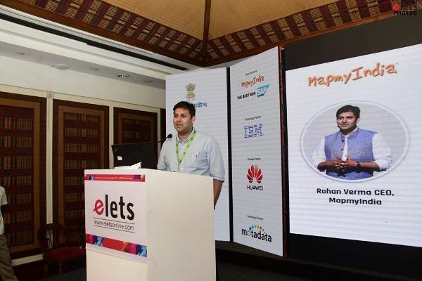 Rohan Verma, Chief Executive Officer, MapmyIndia