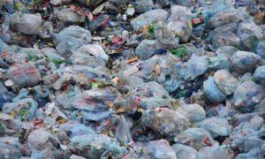 plastic in packaging