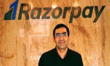 Razorpay appoints Arpit Chug as its first CFO