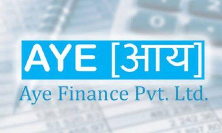 Fintech lender Aye Finance raises Rs 107 crore in debt funding from BlueOrchard