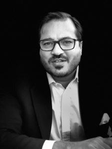 Govind Sandhu, Co-founder and COO of AntWorks