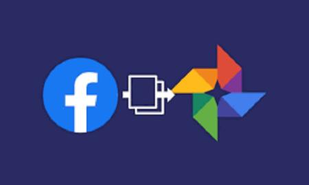 Facebook users can transfer photos and videos to Google photos