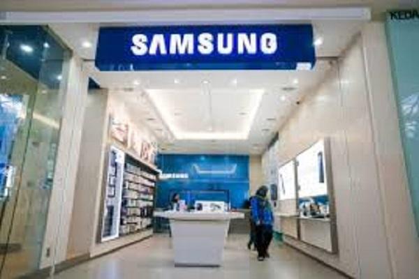 Samsung stores