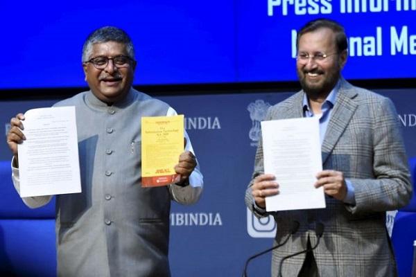 Govt frames new rules for OTT and Social media