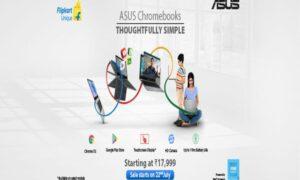 ASUS, Chromebooks